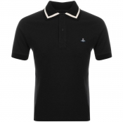 Product Image for Vivienne Westwood Polo T Shirt Black