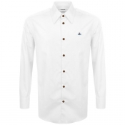 Product Image for Vivienne Westwood Poplin Classic Shirt White