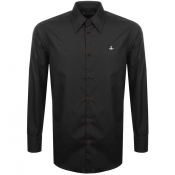 Product Image for Vivienne Westwood Poplin Classic Shirt Black