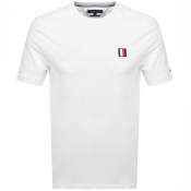 Tommy Hilfiger Badge T Shirt White