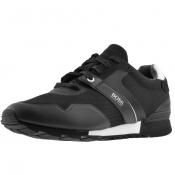 Product Image for BOSS Athleisure Parkour Runn Trainers Black