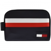 Tommy Hilfiger Sport Mix Wash Bag Navy