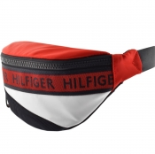 Product Image for Tommy Hilfiger Colour Mix Crossbody Bag Navy