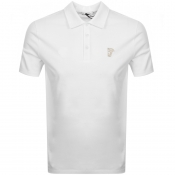 Versace Collection Medusa Polo T Shirt White