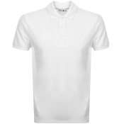 Product Image for Versace Collection Medusa Polo T Shirt White