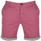 Product Image for Pretty Green Mens City Shorts Pink