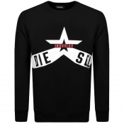 Product Image for Diesel Gir A2 Logo Sweatshirt Black
