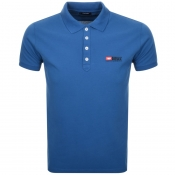 Product Image for Diesel T Weet Polo T Shirt Blue