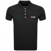 Product Image for Diesel T Weet Polo T Shirt Black