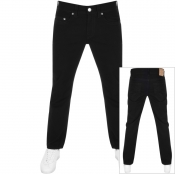True Religion Skinny Jeans Black