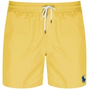 Ralph Lauren Traveller Swim Shorts Yellow