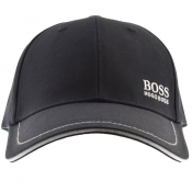 BOSS Athleisure Baseball Cap 1 Navy