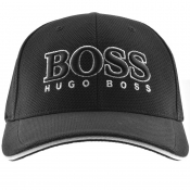 Product Image for BOSS Athleisure Baseball Cap US Black