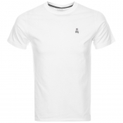 Product Image for Psycho Bunny Classic Crew Neck T Shirt White