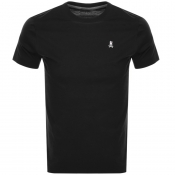 Product Image for Psycho Bunny Classic Crew Neck T Shirt Black