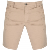BOSS Athleisure Liem4 5 Shorts Brown