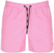 Superdry Surplus Swim Shorts Pink