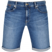 Tommy Jeans Ronnie Denim Shorts Blue