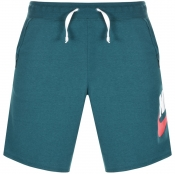 Product Image for Nike Alumni Logo Shorts Blue