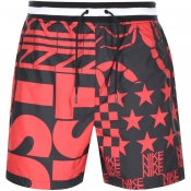 Nike Logo Shorts Black