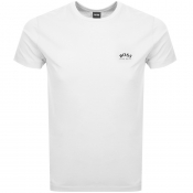 Product Image for BOSS Athleisure Tee T Shirt White