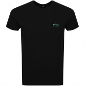 BOSS Athleisure Tee T Shirt Black
