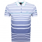 Product Image for BOSS Athleisure Paddy 4 Polo T Shirt Blue