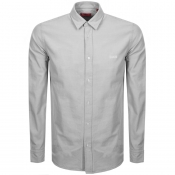 Product Image for HUGO Evart Shirt Grey