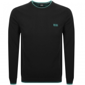 Product Image for BOSS Athleisure Rimex Knitted Jumper Black