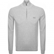 Product Image for BOSS Athleisure Zimex Knitted Jumper Grey