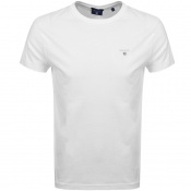 Gant Original T Shirt White