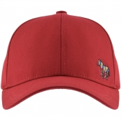Product Image for PS By Paul Smith Baseball Cap Red