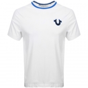Product Image for True Religion Double Rib T Shirt White