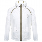 Product Image for Barbour Beacon Bowhill Parka Jacket White