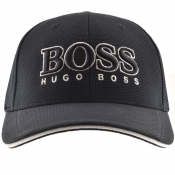 Product Image for BOSS Athleisure Baseball Cap US Navy