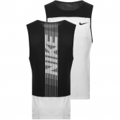 Product Image for Nike Logo Vest T Shirt White