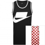 Product Image for Nike Sportswear Logo Vest T Shirt Black