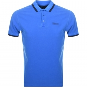 Product Image for Barbour International Pinon Polo T Shirt Blue
