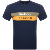 Product Image for Barbour Beacon Wray T Shirt Navy