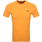 Barbour Beacon Standard T Shirt Orange