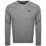 Product Image for Barbour International Crew Neck Sweatshirt Grey