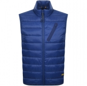 Product Image for Barbour International Quilted Brake Gilet Blue