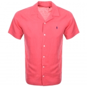 Ralph Lauren Short Sleeve Shirt Red