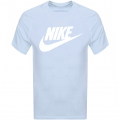 Nike Furtura Icon T Shirt Blue