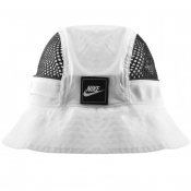 Nike Mesh Bucket Hat White