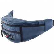 Tommy Jeans Heritage Waist Bag Blue
