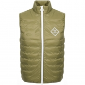 Product Image for Barbour Beacon Kelso Quilted Gilet Green