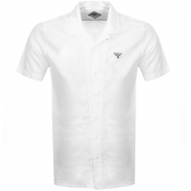 Product Image for Barbour Beacon Short Sleeved Acton Shirt White