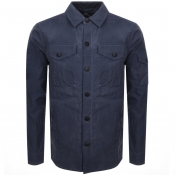 Product Image for Barbour Beacon Dalby Overshirt Jacket Navy