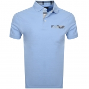 Product Image for Barbour Drumfad Polo T Shirt Blue